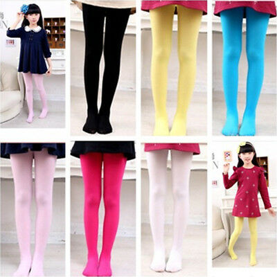 Baby Tights Student Kids Children Girl Dance Socks Ballet Tights Pantyhose Party