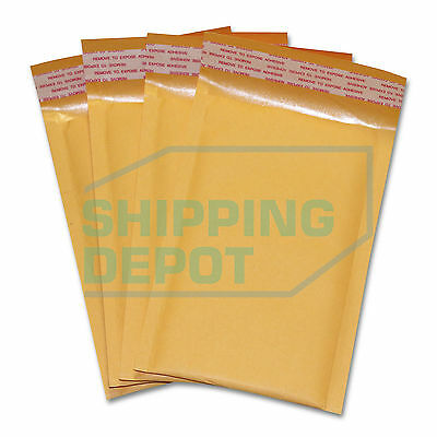 """250 #0000 4x7 /""""EcoSwift/"""" Brand Poly Bubble Mailers Small Padded Envelope 4/"""" x 7/"""""""