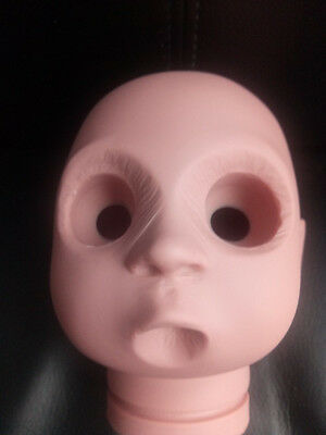 Reborn Sculpting Head Forms  Small ,medium, Large, And Extra Large