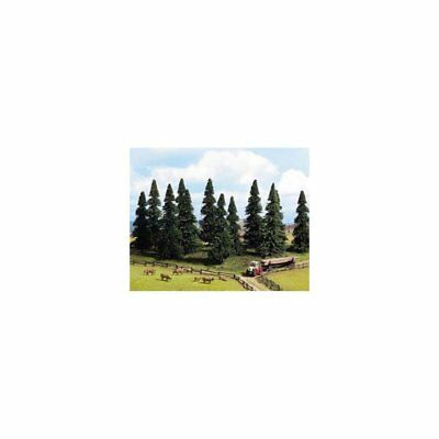 NOCH - (D)26322 - (D)Model Fir Trees,extra large, 10 pcs., 17 - (D)20 cm