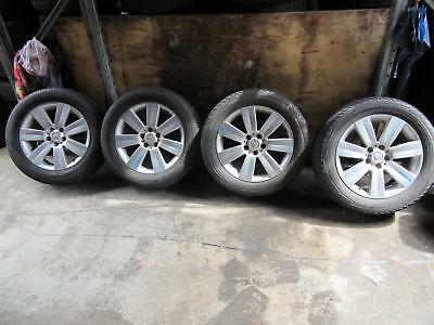 Holden Captiva Wheel Mag Factory, 18X7In, 7 Spoke, Cg, 09/06-02/11 06 07 08 09 1