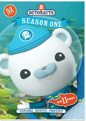 Octonauts: Season 1 [New DVD]