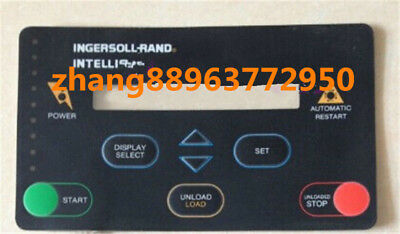 For INGERSOLL-RAND INTELLISYS Membrane Keypad #Z62