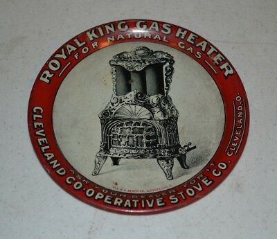 Royal King Gas Heater Tip Tray 4""