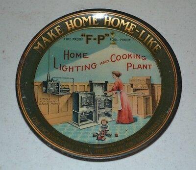 Incandescent Stove Co. Cincinnati Tip Tray 4 1/4""