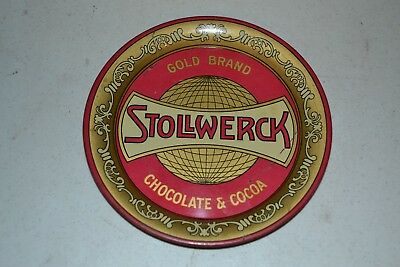 "5"" Stollwerck Chocolate Tip Tray"