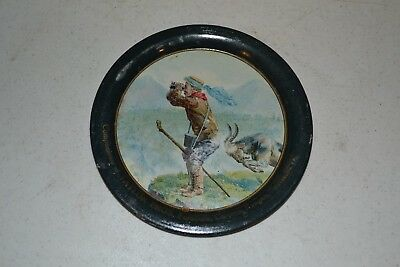 "4 1/4"" Taylor Bros. Pittsburg PA. Tip Tray"