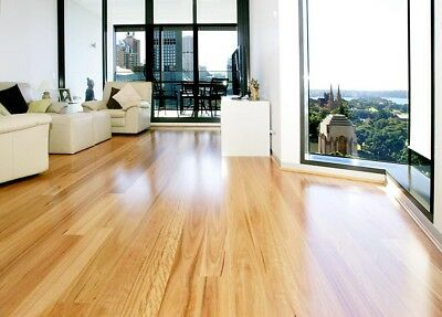133mm x 13.5mm Blackbutt Engineered Timber Flooring 5G Loc