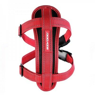EzyDog Harness - Chest Plate - All Sizes XS to XXL - All Colours - Free Postage