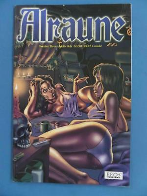 Alraune 3 Eros Tony Greis Rare! Adults!