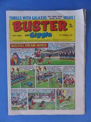 Buster And Giggle 22.2.19 1969 Nice!