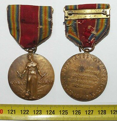 Decoration / Medaille USA World War II Victory Medal  ( 111 )