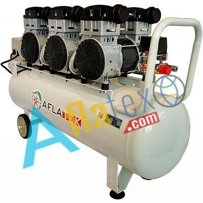 silent air compressor aflatek 2018 silent,50dB 1200W -NEW-