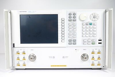 Keysight Used E8364C 10 MHz - 50 GHz vector network analyzer 2P (Agilent)