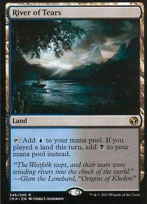 River of Tears | NM | Iconic Masters | Magic MTG