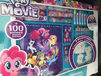 Lot Revendeur Destockage De 1 Mega Set Activité My Little Pony Super Ref Lp779