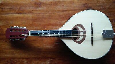 Large Ozark Model 2001 Arched Back Mandolin, Great Volume And Condition