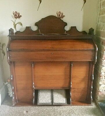 Small Chapel Pump Organ