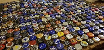 BEER BOTTLE CAPS! (LOT OF 200) DIFFERENT BRANDS. Clean and no dents.