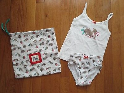 Mini Boden Camisole Tank lot mouse with bag size 5-6