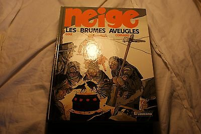 neige     les brumes aveugles tome 1