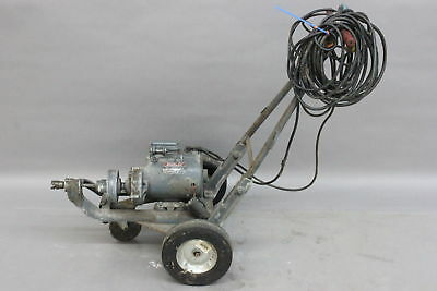 Electric Eel Sewer & Drain Cleaning Machine Model C (Nice Unit!)
