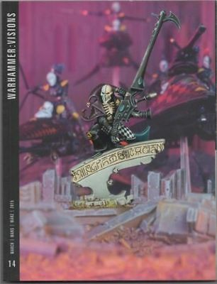Warhammer: Visions Issue 14 March 2015 Games Workshop