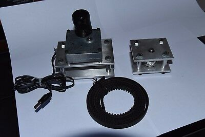 Dayton Gearmotor 8.8RPM Model 2L007 + Accessories For Camera Motion Rail