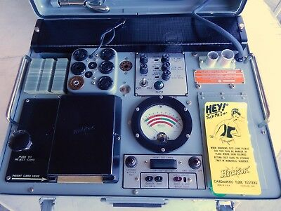 *RARE FIND*Hickok-AN/USM-118B TEST SET Used For The Military