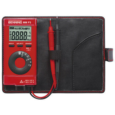 Benning Digital Multimeter MM P3