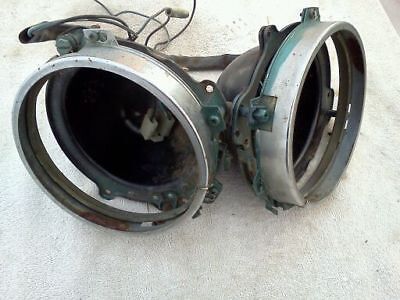 Jaguar Vanden Plas 1985-88 V12 Head light buckets oem