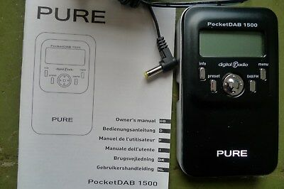 5v pure pocket dab1500 radio replacement power supply adapter rh picclick co uk