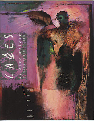Cages Issue 3 From 1991 By Dave McKean Published by Tundra Scarce Mag Size Comic