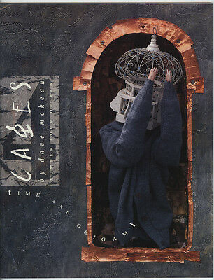 Cages Issue 4 From 1991 By Dave McKean Published by Tundra Scarce Mag Size Comic