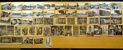 Big Lot of 55 Antique & Vintage Postcards ALL ANGERS, FRANCE