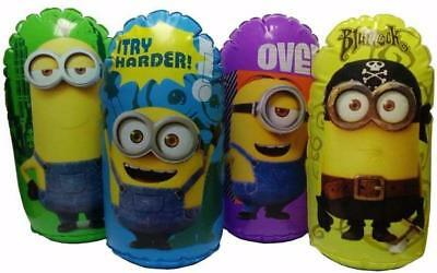 Wholesale 12 Minions Bop Punch Bags Despicable Me Outdoor Inflatables Garden Fun