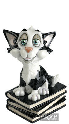 ARORA DESIGN PETS WITH PERSONALITY LITTLE PAWS TUXEDO KITTEN *Murphy* ADORABLE
