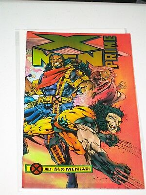 X-Men PRIME Special wrap around cover Age of Apocalypse Aftermath Marvel Comics