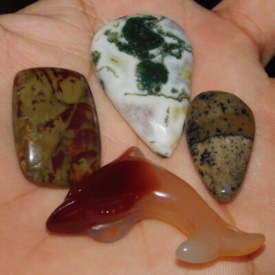 129.00 Cts ?Exclusive A+ 100% Natural Wholesale Mix Lot  Designer Gemstone