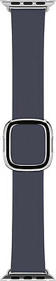 Open-Box Excellent: Apple - 38mm Modern Buckle - Small - Midnight Blue