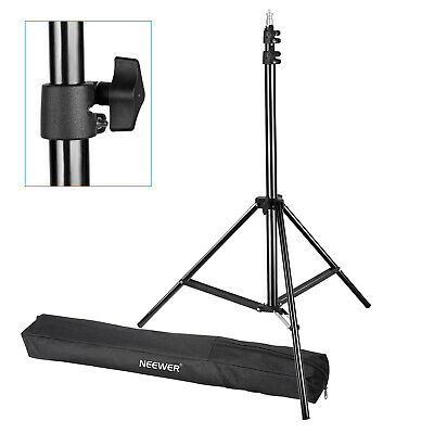 Neewer 6 Feet/190CM Photography Light Stands with Carrying Case for Reflectors