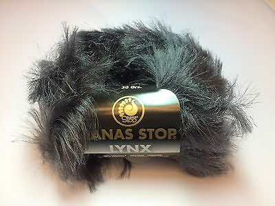 1 St. Lanas Stop LYNX Farbe: 504 Luxuswolle 50 Gr. Garn Wolle (99,80€/kg)