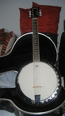 Vintage Six String Banjo New