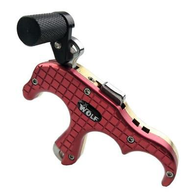 Archery Finger Caliper Release aid for Compound Bow Release Aids