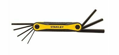 Stanley Tools STHT71800 8 Pc. Folding Hex Key Set