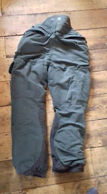 Arbortech chainsaw trousers type c