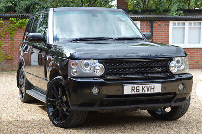 Land Rover Range Rover 4.2 V8 Supercharged Vogue SE OVERFINCH Styling