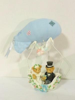 "2001 Enesco Cherished Teddies Series 864374 ""Our Journey Has Just Begun"""