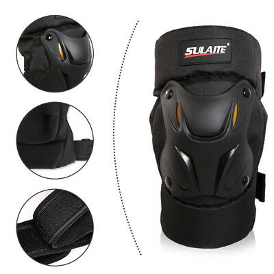 Motorcycle Racing Riding Knee Guard Protective Protector Pad Armor Off-road Gear