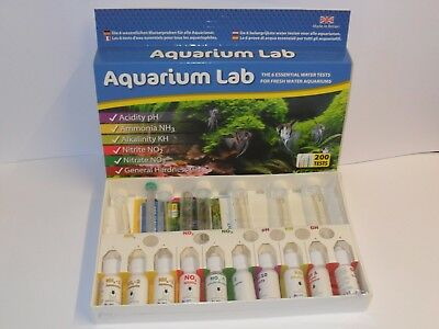 NT Labs AQUARIUM LAB Multi Test Kit, Tropical Fresh water Aquarium fish